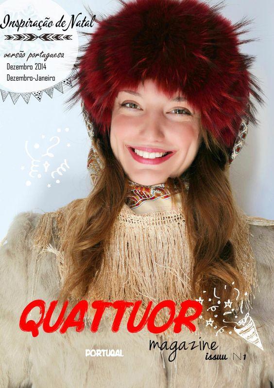 Quattuor  Inspiração de Natal ,inspiration ,christmas,workshop,decoração,moda,fashion,Style & Living