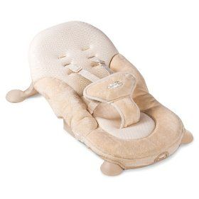 Summer Infant Tummy Comfort Seat Beige Crib Wedge Baby