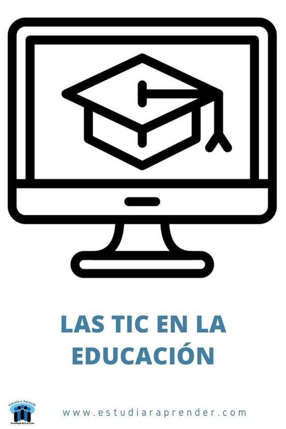 WEB DE TIC EN LA EDUCACION