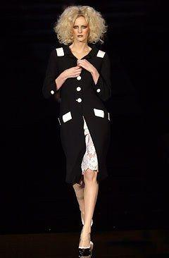 Valentino Spring 2004 Couture Fashion Show - Valentino Garavani, Malin Persson