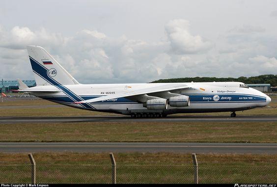 """Volga Dnepr Cargo Antonov An-124-100 """"Condor"""""""