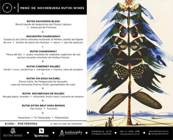 Menú Nochebuena 24-12-2015