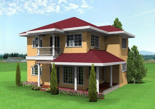 Simple Modern Homes And Plans Home Building Design Simple House Exterior Design Simple House Exterior