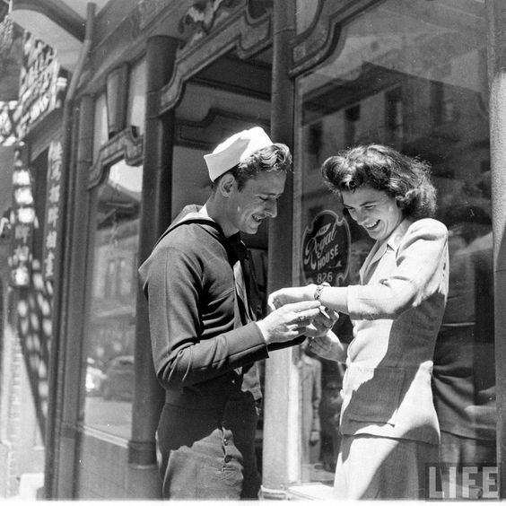 vintage everyday: Life of San Francisco in 1943