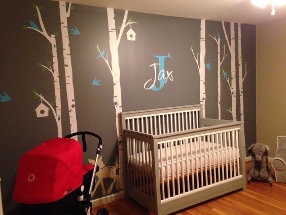 Nursery wall decal!
