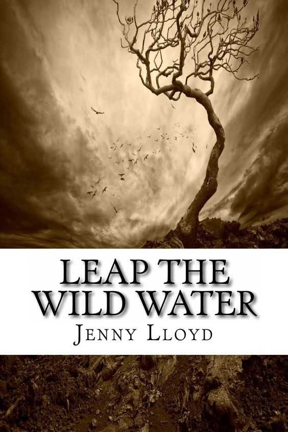 My novel, Leap the Wild Water. Sequel coming soon!