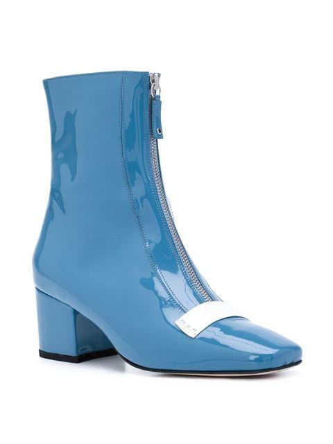 Dorateymur 'Double Delta' boots