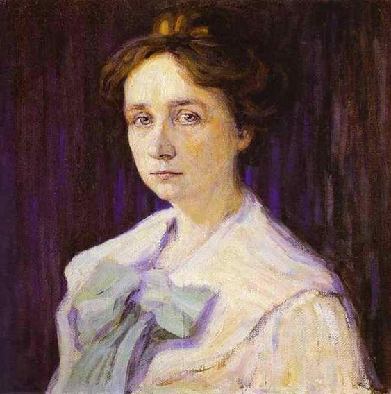 Gabriele Munter - Kandinsky Wassily