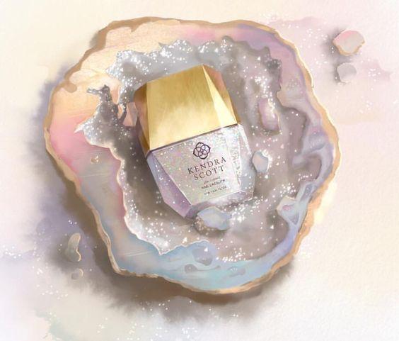 Kendra Scott - Nail polish  Launching Friday Aug 26th!