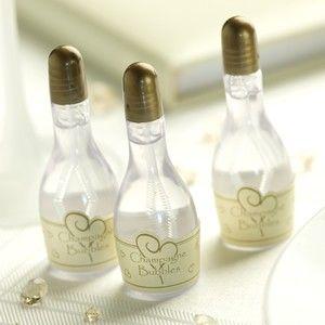 "Seifenblasen Weddingbubbles ""Champagnerflasche"" -gold"