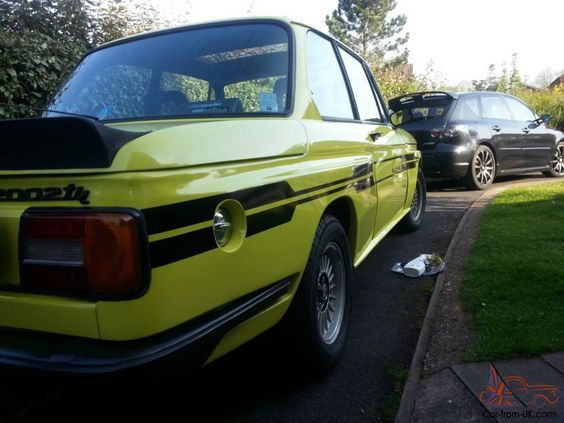 classic bmw alpina 2002 photos bmw 2002 tii alpina. Black Bedroom Furniture Sets. Home Design Ideas