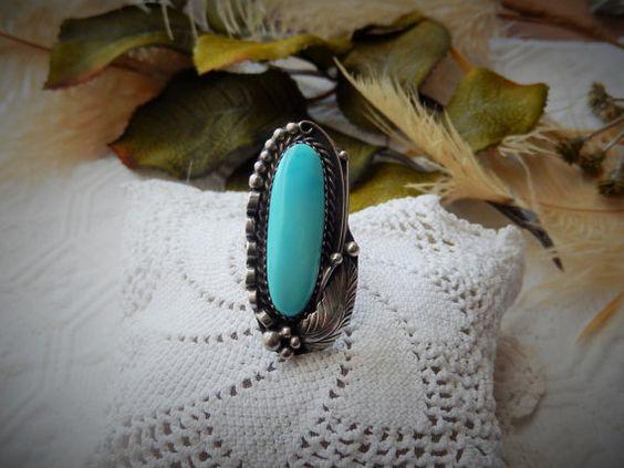 Vintage Hopi Signed .925 Sterling Silver Sleeping by bijoullery