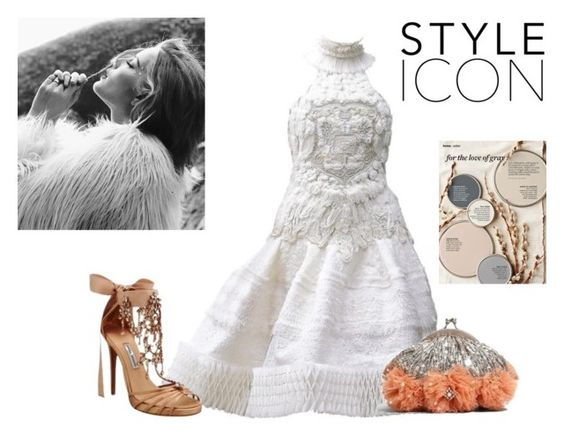 """""""#144"""" by deboramarilla ❤ liked on Polyvore featuring Alexander McQueen, Zuhair Murad and Better Homes and Gardens"""