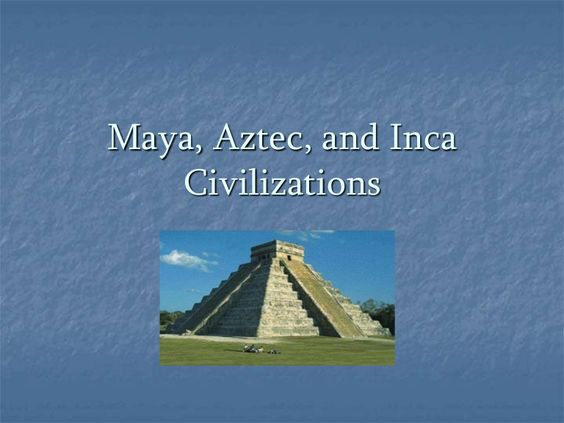 aztec inca maya Definition of mayans, aztecs, and incas – our online dictionary has mayans, aztecs, and incas information from fashion, costume, and culture: clothing, headwear, body decorations, and.