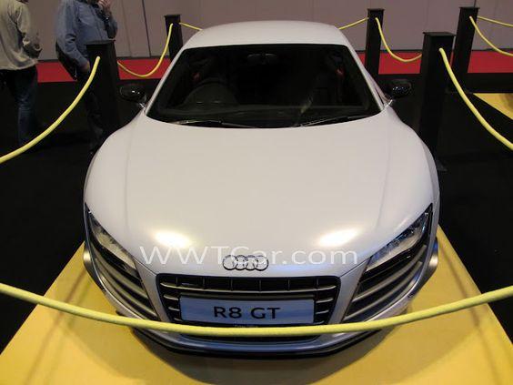 Audi R8 GT #audi