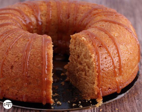 Das ist mein Ansatz: Der Kuchen mit gesalzener Butter Caramel