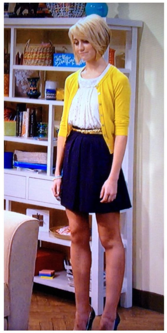 Chelsea Kane, as Riley from Baby Daddy