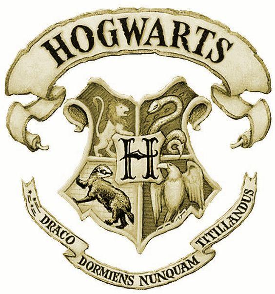 Harry Potter Brief Wappen