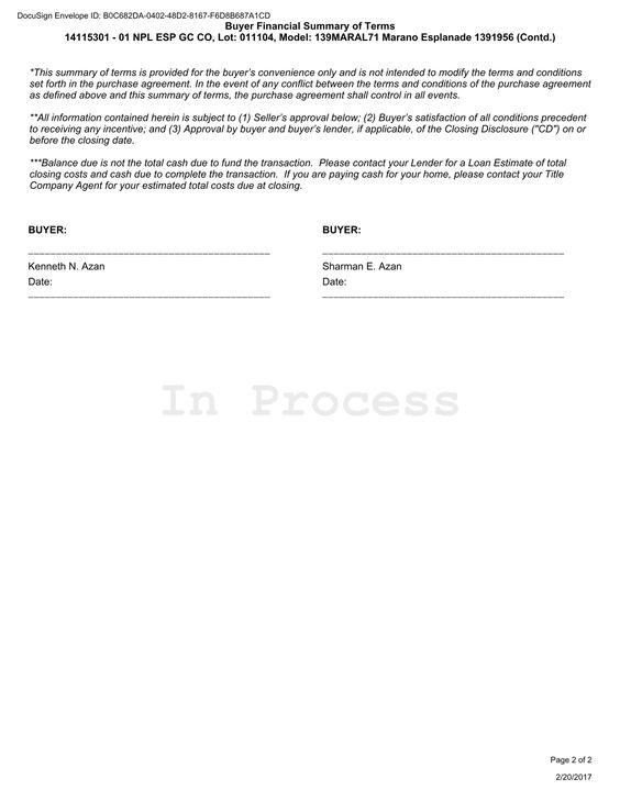 Details DocuSign Newspaper Articles101 Pinterest Newspaper - loan estimate form