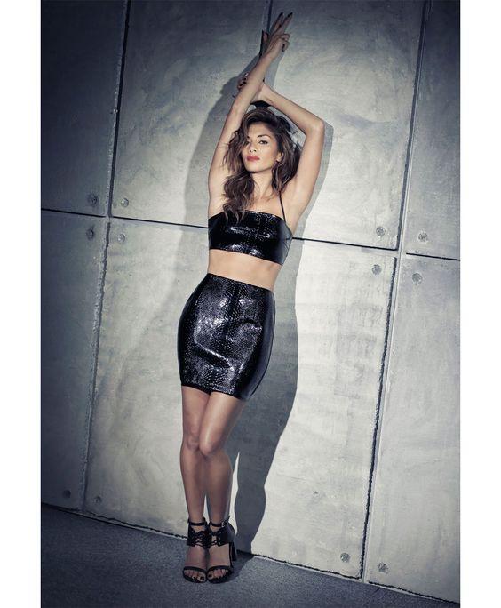 Nicole Scherzinger Missguided Collection Autumn Winter 2014