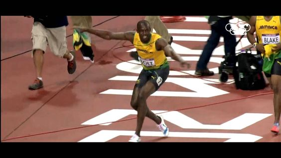 Usain Bolt - Olympic Games Moments
