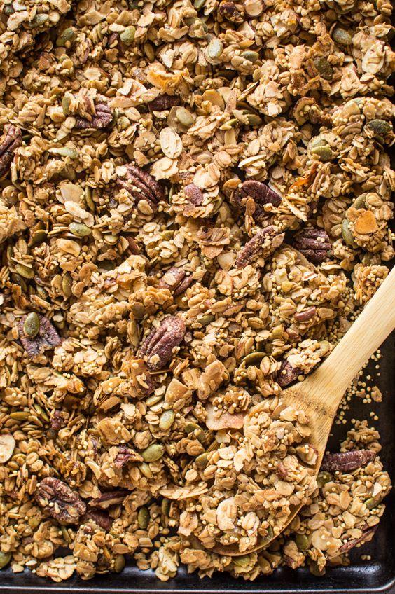 5 Einzigartige Granola Rezepte - bloglovin-the bearbeiten