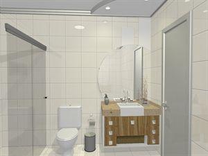 Galeria Promob - Galeria de Projetos - Banheiros