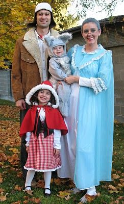 The Craft Patch: Family Halloween Costume Round Up
