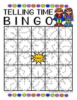 Telling Time Clock Later and Earlier Sheet 1 | Math | Pinterest ...