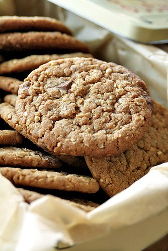 Peanut Butter Oatmeal Chocolate Chip Cookies 2/2 | Flickr - Photo Sharing!