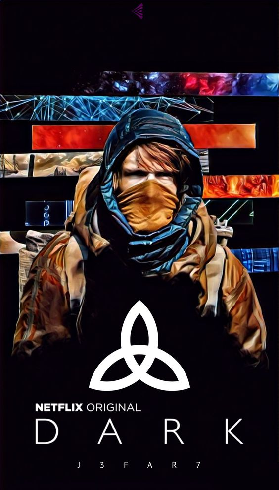 Artstation Dark Netflix Poster Cesar Jaffar Pôsteres De Filmes Posters De Filmes Imagens Vingadores