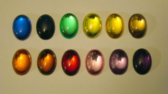 MORE of the extended Infinity Gems collection based from the Marvel Universe! ! !
