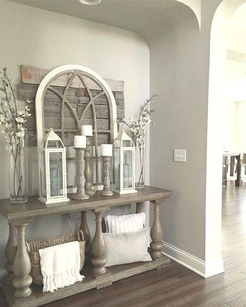 Perfect Entrance Home Decor
