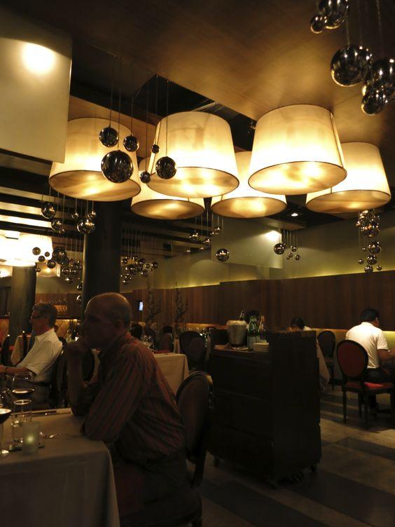 "Hip restaurant ""Xu"" in Ho Chi Minh. Modern Vietnamese cuisine."