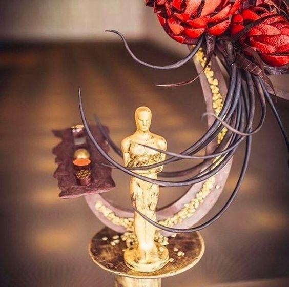 @chefwolfgangpuck takes home Best Chocolate Oscar! #eventplanning #oscars #laevent #academyawards
