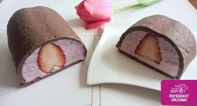 Epres tutus paleo alagút sütemény (gluténmentes, tejmentes, cukormentes, szénhidrátszegény) ~ Éhezésmentes Karcsúság Szafival