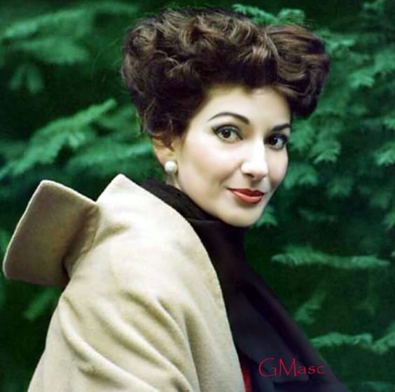 This may be my all-time fave Callas photo