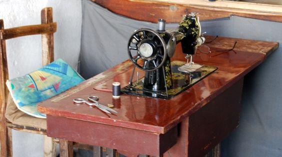 The tailor shop of Uzumlu