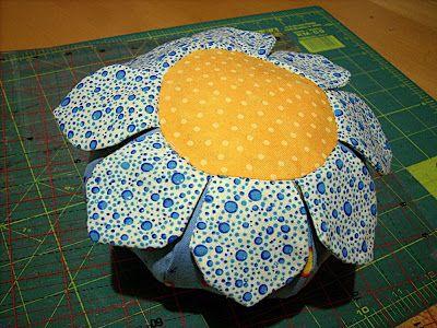 Flowerpincushion