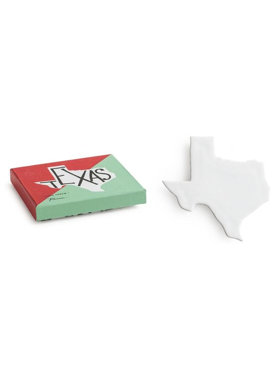 State Tokens Texas Mini Infinity Tray from Stylish Table by Rosanna on Gilt