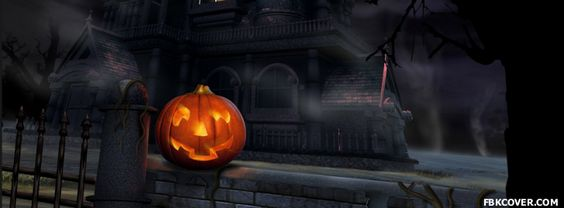 Download Halloween Facebook Cover for Free