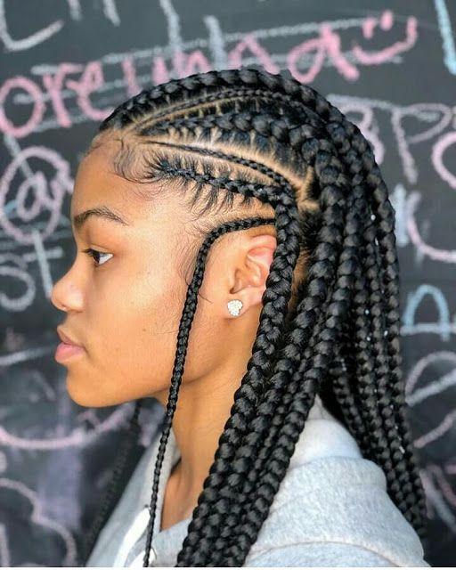 African Hair Braiding Styles 2019 New Amazing Hairstyles For Your Stunning Look Z African Hair Braiding Styles African Braids Hairstyles Cornrow Hairstyles