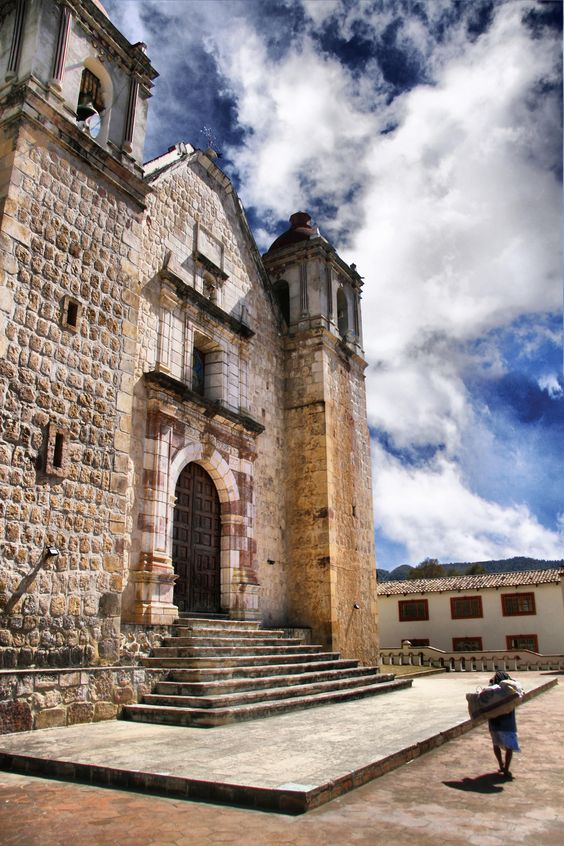 Capulálpam de Méndez, Oaxaca, México
