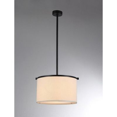 Warehouse of Tiffany Aesha 1 Light Drum Pendant