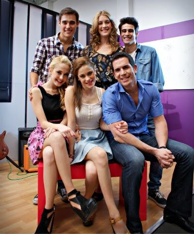 Violetta images Violetta cast HD wallpaper and background photos ...