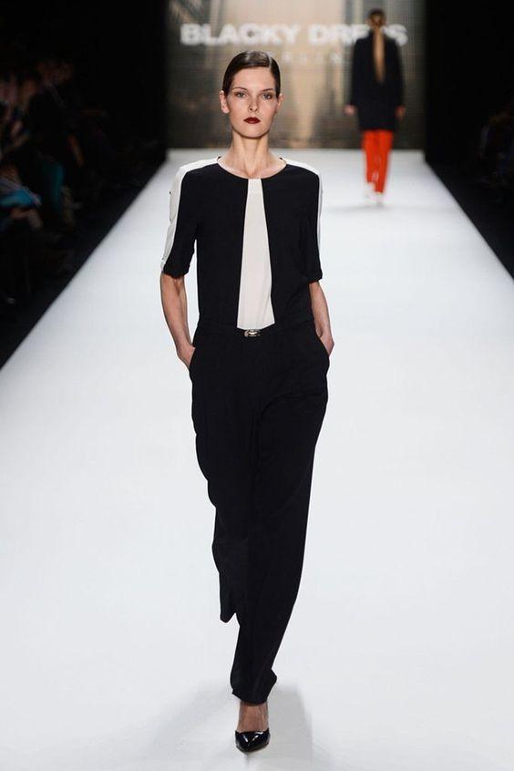 Blacky Dress Fall 2013