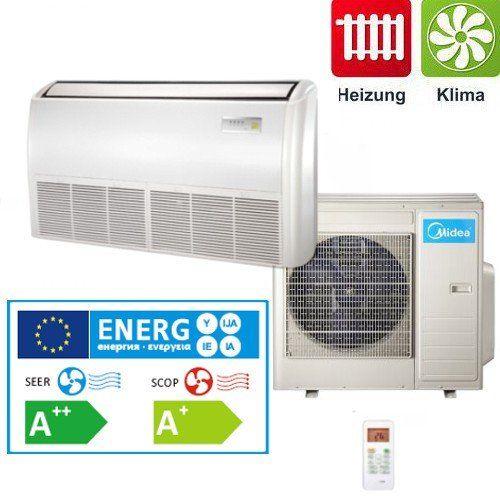 Air Conditioner Chest Air Conditioning Dc Inverter Midea 5 6kw