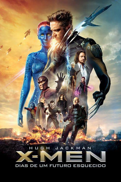 Assistir X Men Dias De Um Futuro Esquecido Hd 720p Blu Ray