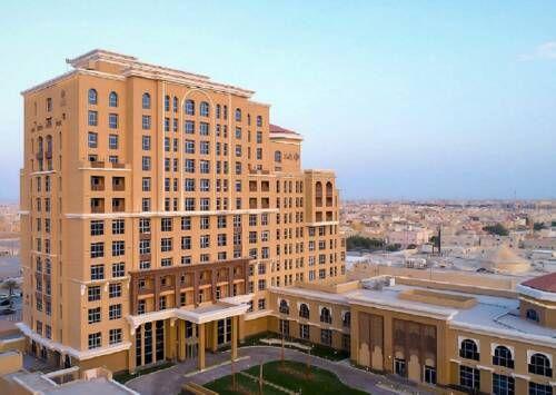 شذا الرياض فنادق السعودية شقق فندقية السعودية Multi Story Building Building Structures