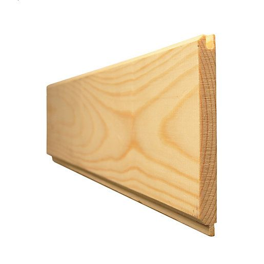 Redwood Tongue And Grooved V Jointed Matchboard Standard Flooring 12mm X 94mm 2 51m Ex Vat Tounge And Groove Tongue And Groove Shiplap Cladding